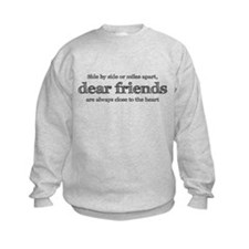 Close to the heart Sweatshirt