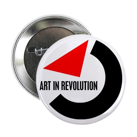 """Art In Revolution Marty Mcfly 2.25"""" Button"""