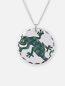 Decorative Chameleon Necklace