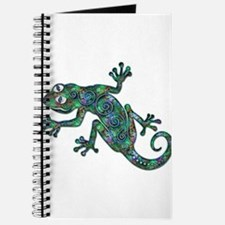 Decorative Chameleon Journal