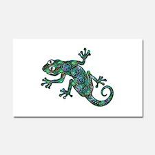 Decorative Chameleon Car Magnet 20 x 12