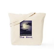 The Moon Tote Bag