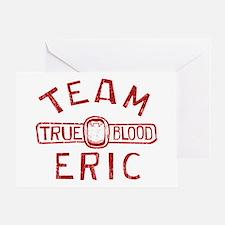 Team Eric True Blood Greeting Cards