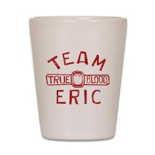 Team Eric True Blood Shot Glass