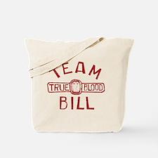 Team Bill True Blood Tote Bag