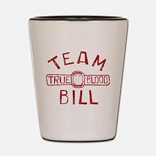 Team Bill True Blood Shot Glass