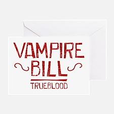 True Blood Vampire Bill Greeting Cards