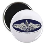 """PRD Dolphins 2.25"""" Magnet (10 pack)"""