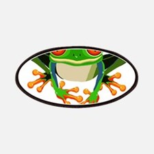 Colorful Tree Frog Patches