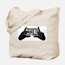 Photographers Make It Last Lo Tote Bag