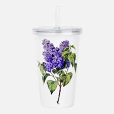 Lilac.png Acrylic Double-wall Tumbler