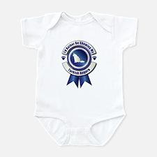 Showing Angora Infant Bodysuit