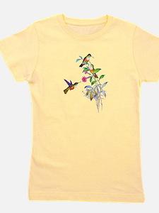Hummingbird001 copy.png Girl's Tee