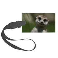 Meerkat004 Luggage Tag