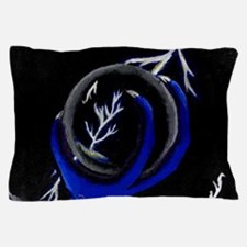 Dragon holding Crystal Ball Pillow Case