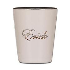 Gold Erick Shot Glass