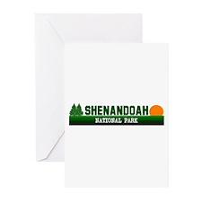 Shenandoah National Park Greeting Cards (Package o