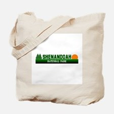 Shenandoah National Park Tote Bag
