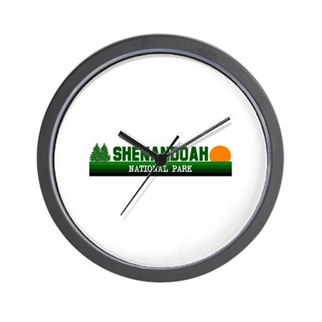 Shenandoah National Park Wall Clock