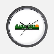 Shenandoah National Park Wall Clock