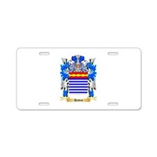 Haden Aluminum License Plate