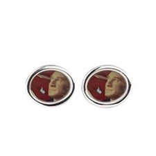 ATATURK Oval Cufflinks