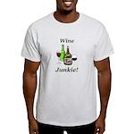 Wine Junkie Light T-Shirt
