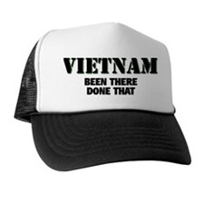 BEEN THERE Trucker Hat
