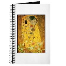 The Kiss - Framed Journal
