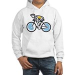Cyclist Hooded Sweatshirt