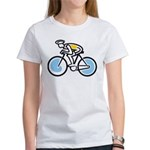 Cyclist Women's T-Shirt