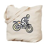 Dirtbiker Tote Bag