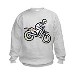 Dirtbiker Kids Sweatshirt