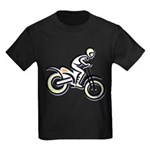 Dirtbiker Kids Dark T-Shirt
