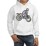 Dirtbiker Hooded Sweatshirt