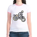 Dirtbiker Jr. Ringer T-Shirt