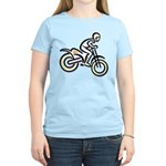 Dirtbiker Women's Light T-Shirt