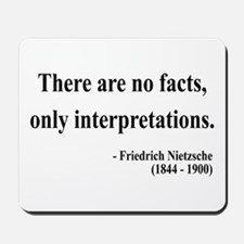 Nietzsche 7 Mousepad