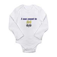 Cool Racing jeff gordon Long Sleeve Infant Bodysuit
