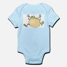 Pot-Belly Frog Infant Creeper
