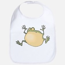 Pot-Belly Frog Bib