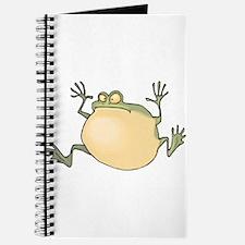 Pot-Belly Frog Journal