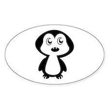 Penguin Decal