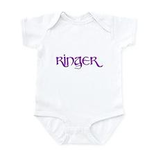 Ringer 3 Infant Bodysuit