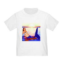 Mermaid Sunset with Green Flash T-Shirt