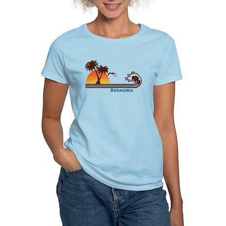 Bermuda Women's Light T-Shirt