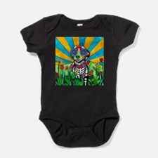 Nacho the Chihuahua Baby Bodysuit