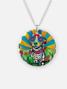 Nacho the Chihuahua Necklace