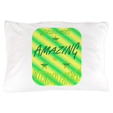 Worlds Most - IF.png Pillow Case