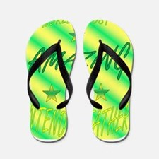 Worlds Most - IF.png Flip Flops